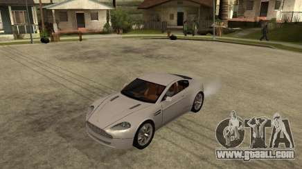 Aston Martin VANTAGE concept 2003 for GTA San Andreas