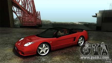 Honda NSX-R 2005 for GTA San Andreas
