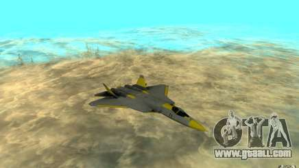 Su Pak-Fa t-50 for GTA San Andreas