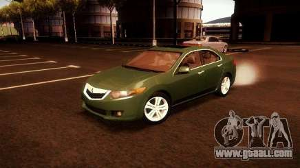 Acura TSX for GTA San Andreas