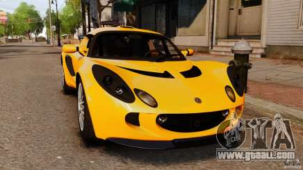 Lotus Exige 240 CUP 2006 for GTA 4