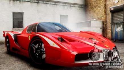Ferrari FXX Evoluzione for GTA 4