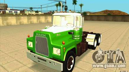 Mack R 1970 for GTA San Andreas