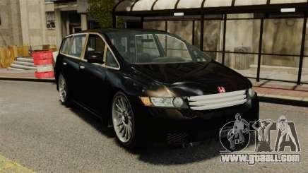 Honda Odyssey for GTA 4