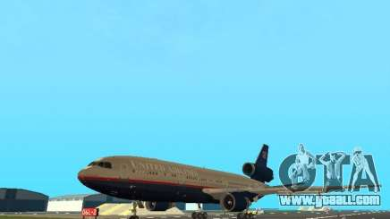 McDonell Douglas DC10 United Airlines for GTA San Andreas
