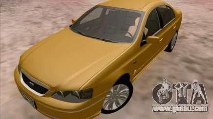 Ford Falcon Fairmont Ghia for GTA San Andreas