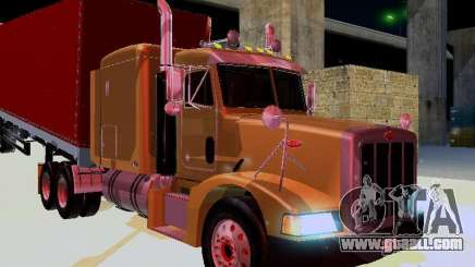 Peterbilt 377 Flattop for GTA San Andreas
