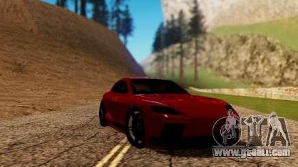 Mazda RX8 Reventon for GTA San Andreas