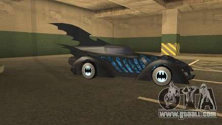 Batmobile 1995 for GTA San Andreas