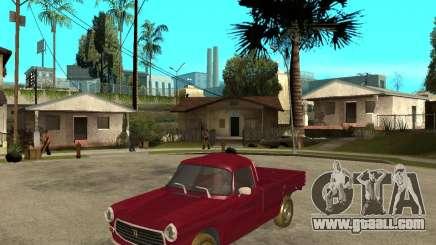 Peugeot 404 UXD for GTA San Andreas
