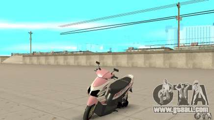 Honda Vario-Velg Racing for GTA San Andreas