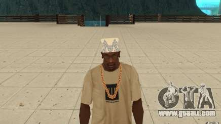 Bandana dreamcast for GTA San Andreas