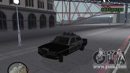Admiral SFPD for GTA San Andreas