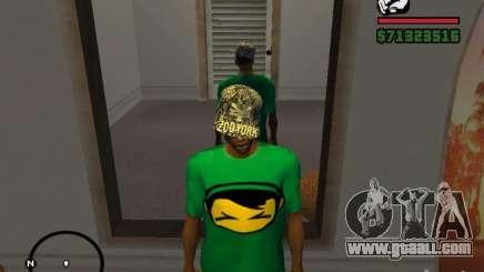 Cap Zoo York for GTA San Andreas