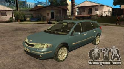 Renault Laguna II for GTA San Andreas