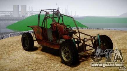 Half Life 2 buggy for GTA 4