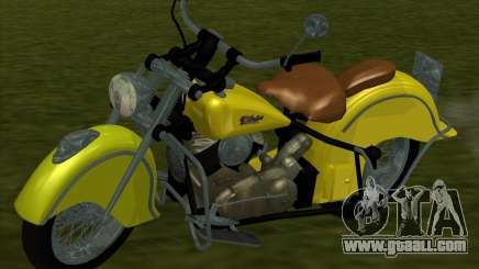 Indian Chief 1948 for GTA San Andreas