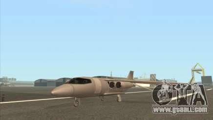 Cargo Shamal for GTA San Andreas