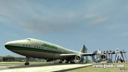 Alitalia for GTA 4