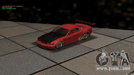Pak RC servo for GTA San Andreas