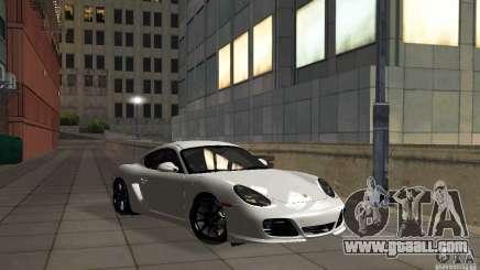Porsche Cayman R for GTA San Andreas