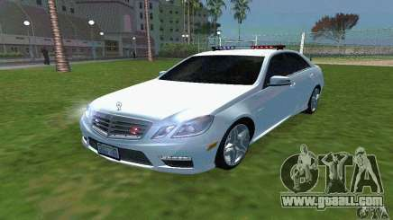 Mercedes-Benz E63 DPS for GTA San Andreas