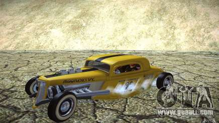 Ford Ratrod 1934 for GTA San Andreas