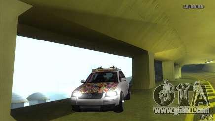 Volkswagen Passat B5.5 JDM for GTA San Andreas