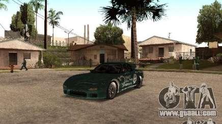 Mazda RX-7 Pro Street for GTA San Andreas