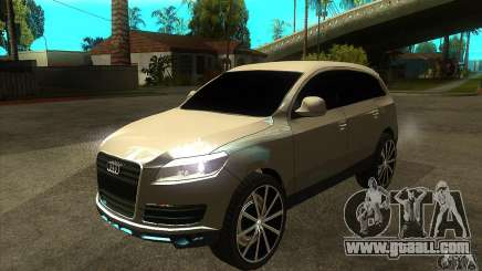 Audi Q7 v2.0 for GTA San Andreas