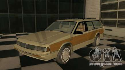 Oldsmobile Cutlass Cruiser 1993 for GTA San Andreas