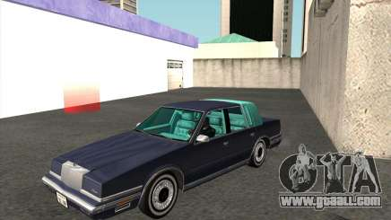 Chrysler New Yorker 1988 for GTA San Andreas