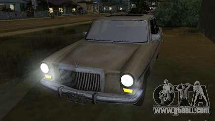 Mercedes-Benz of Call of Duty 4 for GTA San Andreas