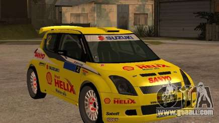 Suzuki Swift Rally for GTA San Andreas