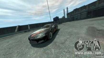 Toyota Soarer Tokage Crew for GTA 4
