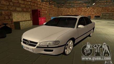 Opel Omega for GTA San Andreas