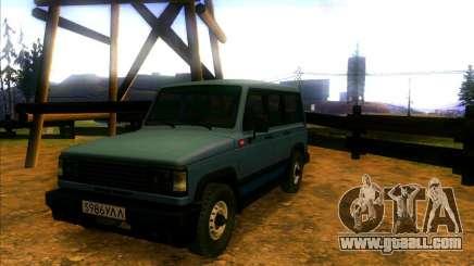 UAZ 3170 for GTA San Andreas