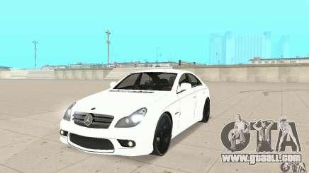 Mercedes-Benz CLS 63 AMG for GTA San Andreas
