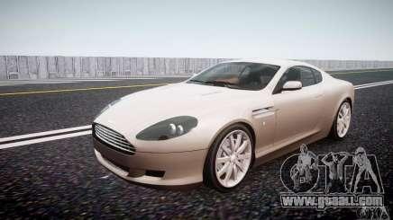 Aston Martin DB9 2005 V 1.5 for GTA 4