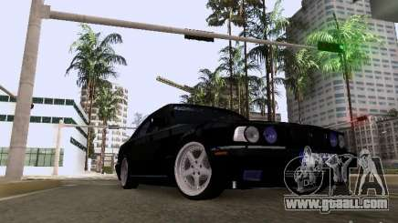 BMW E34 540i for GTA San Andreas
