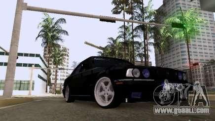 BMW E34 540i for GTA San Andreas