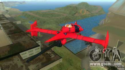 Swordfish Mono Racer for GTA Vice City