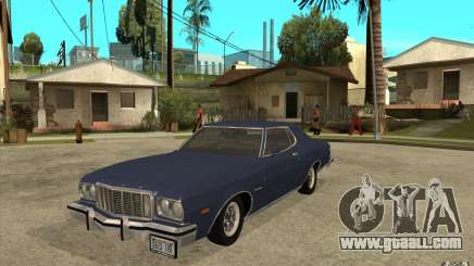 Ford Gran Torino Stock for GTA San Andreas