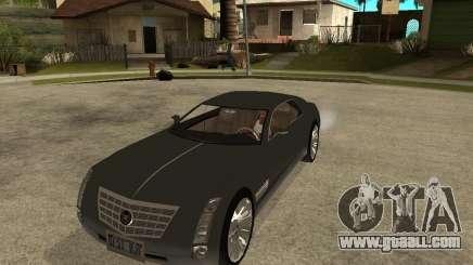 Cadillac Sixteen for GTA San Andreas