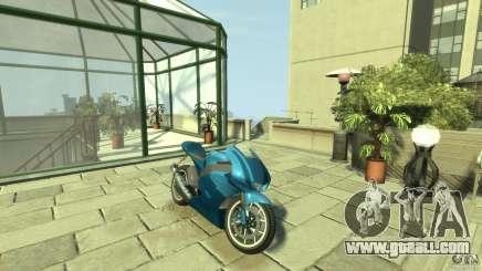 Yamaha YZR M1 Street Version for GTA 4