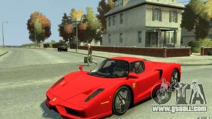 Ferrari Enzo [EPM] v1 for GTA 4