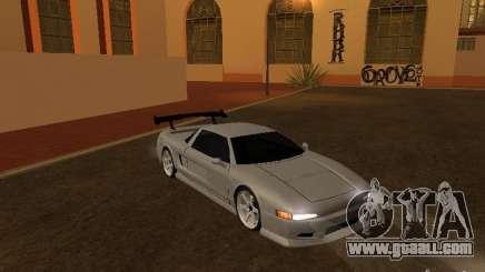 New Infernus HD for GTA San Andreas