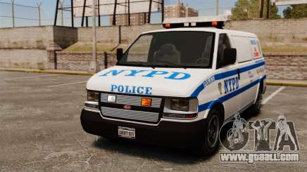 Police Speedo for GTA 4