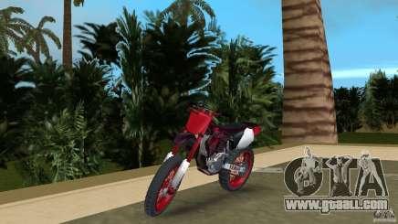 Yamaha v.2 for GTA Vice City