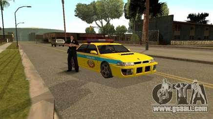 Sultan USSR Police for GTA San Andreas